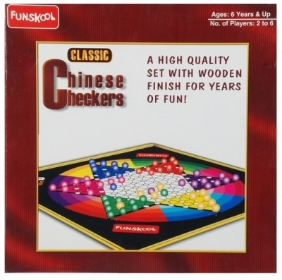 Funskool Classic Chinese Checkers Board Game