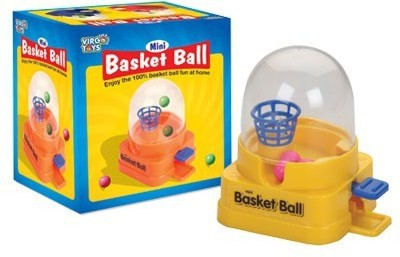 Virgo Toys Mini Basket Ball (Set of 6) Board Game