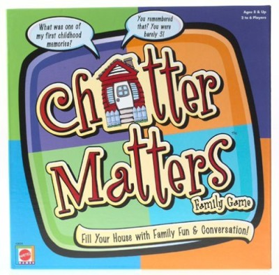 Chatter Matters Family Board Game