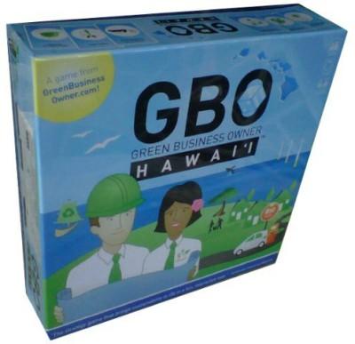 GBO Hawai,i The Sustainability Board Game