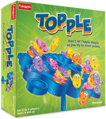 Funskool Topple Board Game