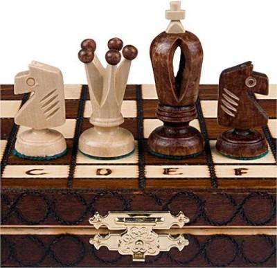 Wegiel Chess Royal 30 European Wooden Handmade International Board Game
