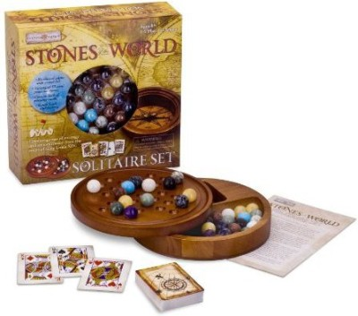Daddy O Productions Stones Of The World Board Game
