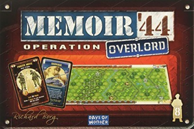 Days of Wonder Memoir 44 Operation Overlord Board Game