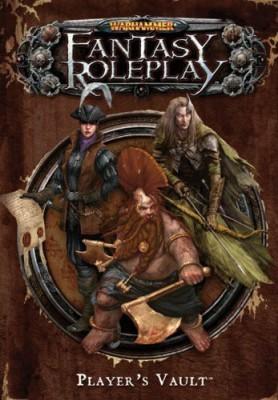 Fantasy Flight Games Warhammer Roleplay Player,S Vault Board Game
