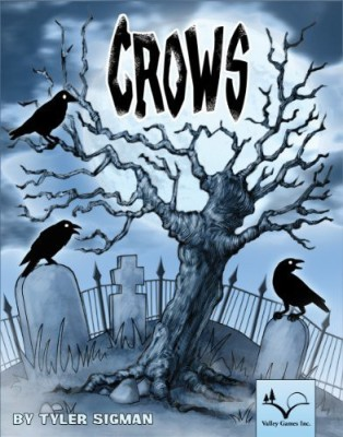 Valley Games Crows Board Game