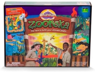 Cranium Zooreka Board Game