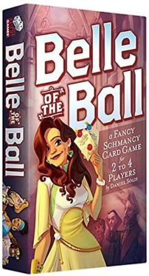 Dice Hate Me Games Belle Of The Ball Board Game