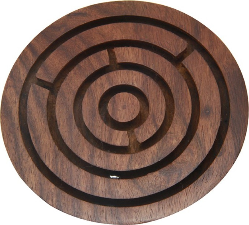 Montstar Wooden Labyrinth Round 6