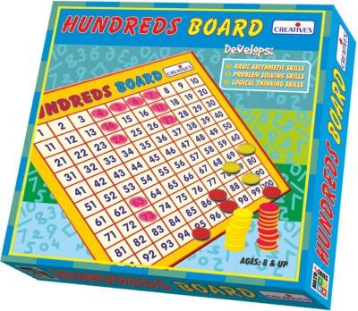 Creative's Hundreds Board Board Game