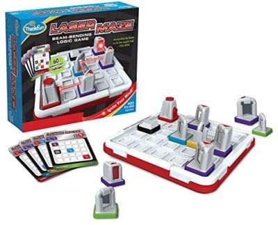 Think Fun Laser Maze Logic Board Game