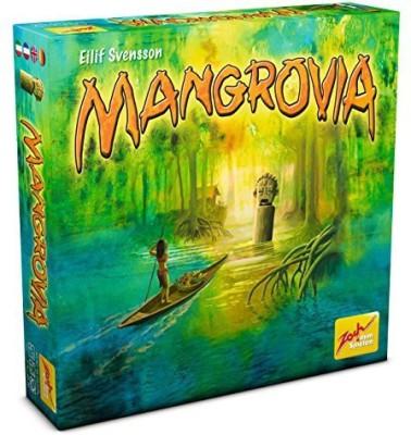 Zoch Verlag Mangrovia Board Game