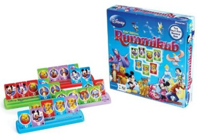 Pressman Toy Disney Rummikub Board Game