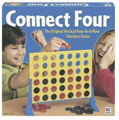 Hasbro Connect Four Board Game