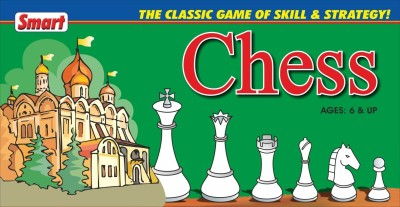 Smart Chess Board Game