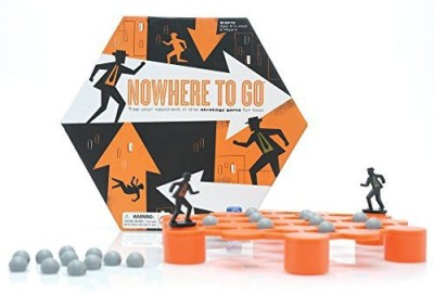 Educational Insights Nowhere To Go Board Game