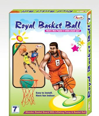 Annie Royal Basketball Board Game