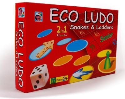 Bharat Eco Ludo Board Game