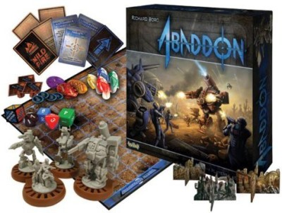 Toy Vault Abaddon Board Game