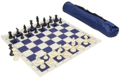 Wholesale Chess Archer Chess Set Combo Navy Blue Board Game