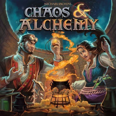 Chaos & Alchemy Cha952 Board Game