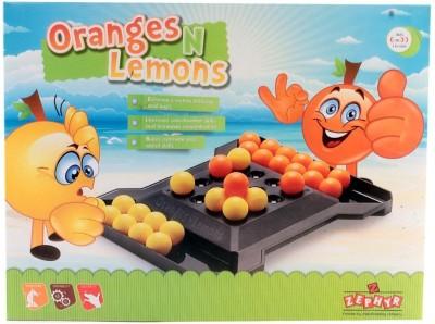 Zephyr Orange n Lemons Board Game