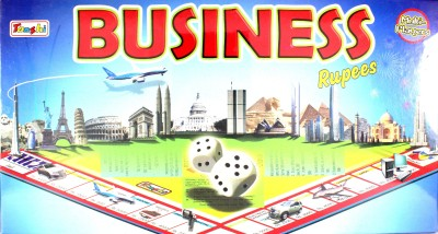 Tanshi Business Rupees Board Game