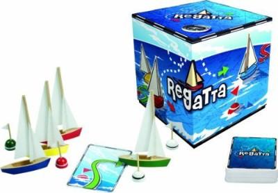 Gigamic Regatta Board Game