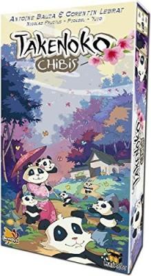 Asmodee Takenoko Chibis Board Game