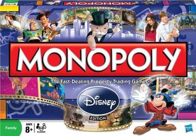 Monopoly Disney Edition Board Game