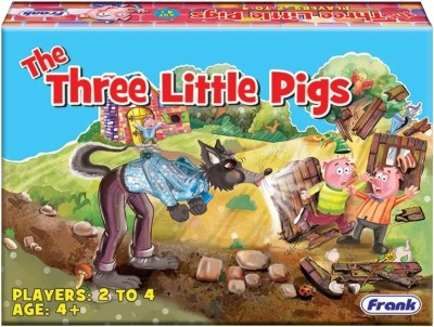 Frank The Three Little Pigs Board Game