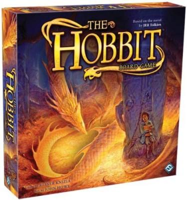 Fantasy Flight Games The Hobbit Board Game