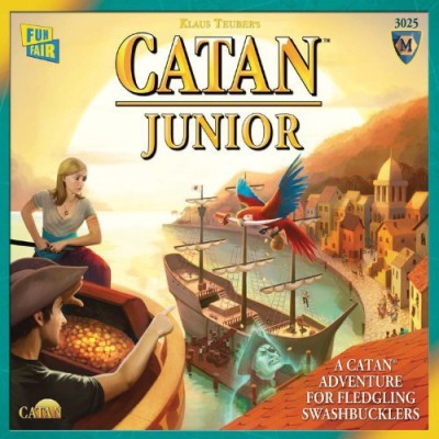 Mayfair Games Catan Junior Board Game