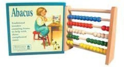 Perisphere And Trylon Games Abacus Board Game