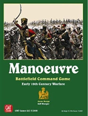 GMT Games Manoeuvre Board Game