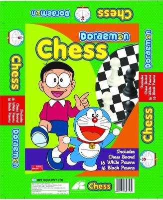 BPI Doraemon - Chess Game Board Game