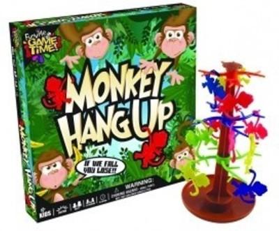 Frank Monkey HangUp Board Game
