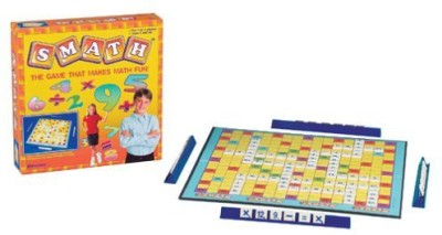 Pressman Toy Pressman Smath Board Game