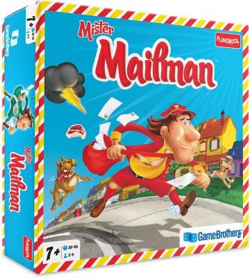 Funskool Mister Mailman Board Game
