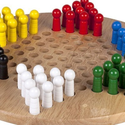 Bello Games New York, Inc. East Village Chinese Checkers Set 15