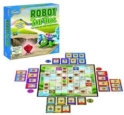 Think Fun Robot Turtles Game Board Game
