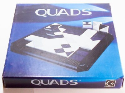 Gigamic s.a Gigamic Quads Board Game