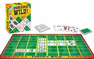 Jax Poker,S Wild Board Game