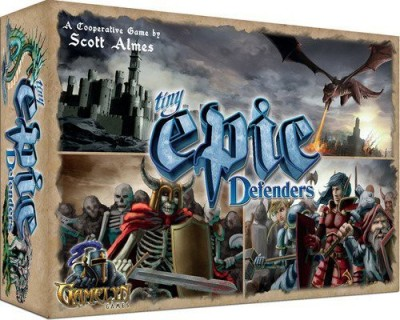 Gamelyn Games Tiny Epic Defenders Board Game