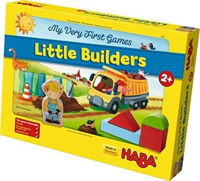 HABA Little Builders From My Very First Board Game