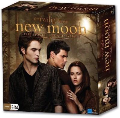 Cardinal Industries The Twilight Saga New Moon Movie Board Game