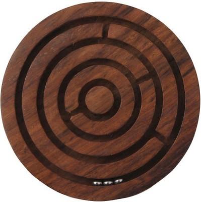 Woodpedlar 5,Chakri Labyrinth Indoor Board Game