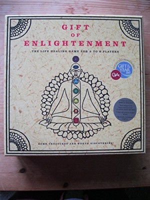 Wow Zoom Publishing Gift Of Enlightenment Board Game
