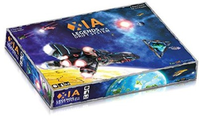 Far Off Games Xia Legends Of A Drift System Board Game