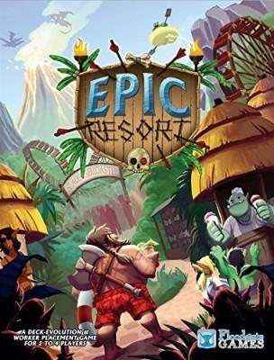 Floodgate Games Epic Resort Board Game